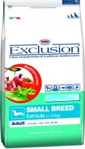 Exclusion - Mediterraneo Trockenfutter - Small Breed Adult mit Fisch