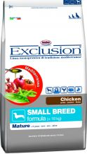 Exclusion - Mediterraneo Trockenfutter - Mature Small Breed mit Huhn