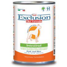 Exclusion - Nassfutter - Diet Intestinal Schwein und Reis (glutenfrei) 400g