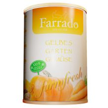 Farrado - Ergänzungsfutter - Gelbes Gartengemüse (getreidefrei)