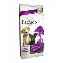 Farrado - Trockenfutter - Junior mit Lachs, Hering und Forelle (getreidefrei)