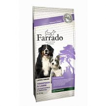 Farrado - Trockenfutter - Elements Adult Large Breed Thunfisch und Lamm