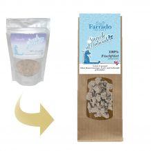 Farrado - Katzensnack - Snack al Naturale 100% Fischfilet