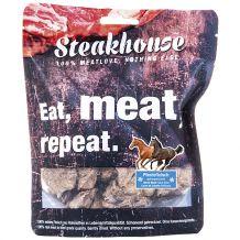 Fleischeslust - Hundesnack - Steakhouse Pferdefleisch gefriergetrocknet 50g (getreidefrei)