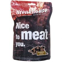 Fleischeslust - Hundesnack - Steakhouse Pferdefleisch vakuumgetrocknet (getreidefrei)