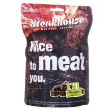 Fleischeslust - Hundesnack - Steakhouse Hirsch Minis luftgetrocknet