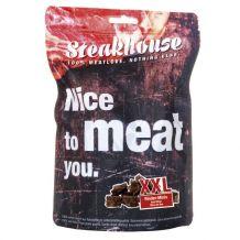 Fleischeslust - Hundesnack - Steakhouse Rinder Minis luftgetrocknet