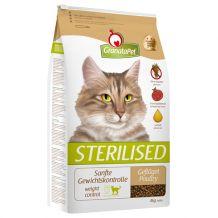 GranataPet - Trockenfutter - Sterilised Geflügel 4kg (getreidefrei)