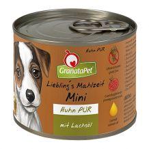 GranataPet - Nassfutter - Liebling's Mahlzeit Mini Huhn PUR
