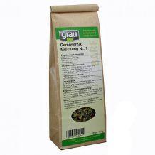 grau - Ergänzungsfutter - BARF - Gemüsemix Mischung Nr.1