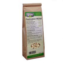 grau - Ergänzungsfutter - BARF Pastinaken-Würfel