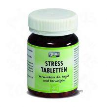 grau - Nahrungsergänzung - Stress Tabletten