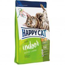 Happy Cat - Trockenfutter - Supreme Indoor Weide-Lamm