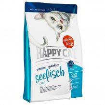 Happy Cat - Trockenfutter - Sensitive Grainfree Seefisch (getreidefrei)