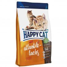 Happy Cat - Trockenfutter - Supreme Atlantik-Lachs