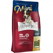 Happy Dog - Trockenfutter - Supreme Mini Africa (getreidefrei)