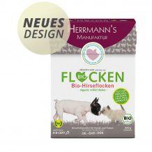 Herrmann's - Ergänzungsfutter - Bio-Hirseflocken 500g