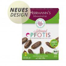 Herrmann's - Kausnack - Pfotis Bio-Putenwürstchen 300g