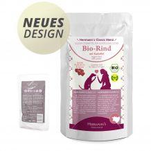 Herrmann's - Nassfutter - Bio-Rind mit Kartoffeln 130g