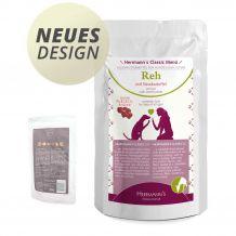 Herrmann's - Nassfutter - Reh mit Süßkartoffeln