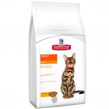 Hill's - Trockenfutter - Science Plan Feline Adult Light Huhn