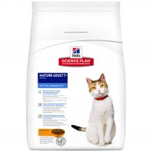 Hill's - Trockenfutter - Science Plan Feline Mature Adult 7+ Active Longevity Huhn