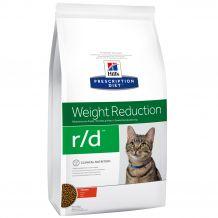 Hill's - Trockenfutter - Prescription Diet Feline Weight Reduction r/d Huhn
