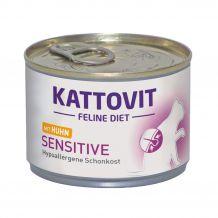 Kattovit - Nassfutter - Feline Diet Sensitive mit Huhn