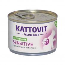 Kattovit - Nassfutter - Feline Diet Sensitive mit Truthahn