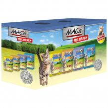 MAC's - Nassfutter - Pouch Pack Multipack Fisch 12 x 100g