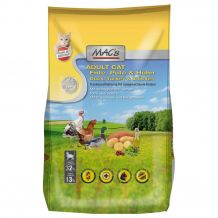 MAC's - Trockenfutter - Adult Ente, Pute und Huhn