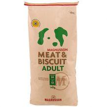 Magnusson - Trockenfutter - Meat & Biscuit Adult 14kg