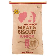Magnusson - Trockenfutter - Meat and Biscuit Junior