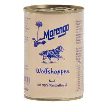 Marengo - Nassfutter - Wolfshappen Dose 400g