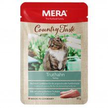 Mera - Nassfutter - Country Taste Truthahn