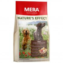 Mera - Trockenfutter - Nature's Effect Rind mit Äpfeln, Karotten und Kartoffeln