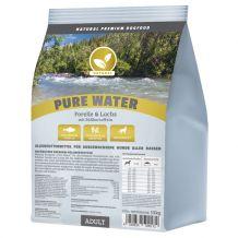 Natural - Trockenfutter - Pure Water mit Forelle und Lachs