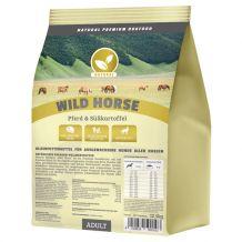 Natural - Trockenfutter - Wild Horse mit Pferd