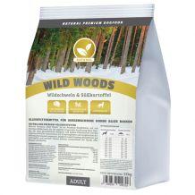 Natural - Trockenfutter - Wild Woods mit Wildschwein