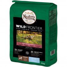Nutro - Trockenfutter - Wild Frontier Adult Large Truthahn und Huhn 10kg (getreidefrei)