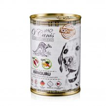 O'Canis - Nassfutter - Kängurufleisch mit Süßkartoffeln und Löwenzahn
