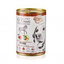 O'Canis - Pferdefleisch mit Gemüse & Leinsamen