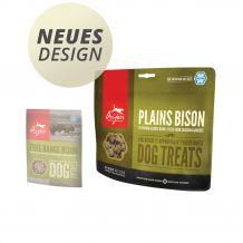 Orijen - Kausnack - Freeze Dried Treat Plains Bison (getreidefrei)