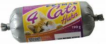Petman - Frischfleisch - 4Cats Huhn Frostfutter