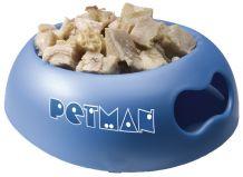 Petman Pansen weiß Frostfutter im Napf
