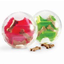 Planet Dog - Hundespielzeug - Orbee-Tuff Mazee raspberry