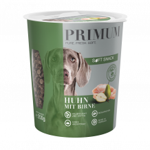 Primum - Hundesnack - Soft Snack Huhn mit Birne (getreidefrei)