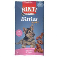 Rinti - Kausnack - Extra Bitties Puppy Huhn & Ente