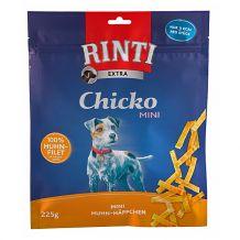 Rinti - Kausnack - Extra Chicko Mini Huhn-Häppchen 225g