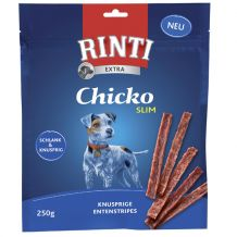 Rinti - Kausnack - Chicko Slim Ente 250g